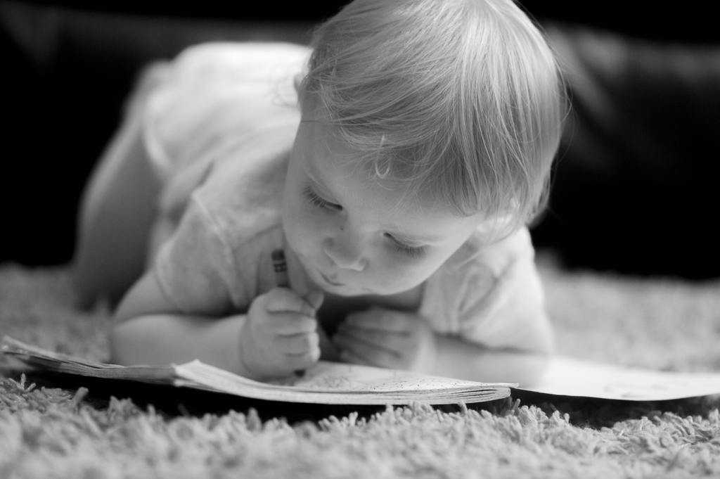 What age should child start writing?