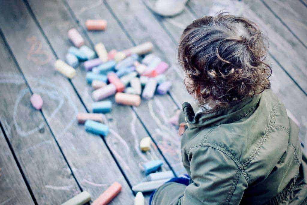 How do I encourage my child to write?