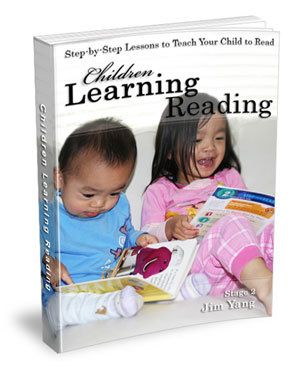 children learning reading phonic program