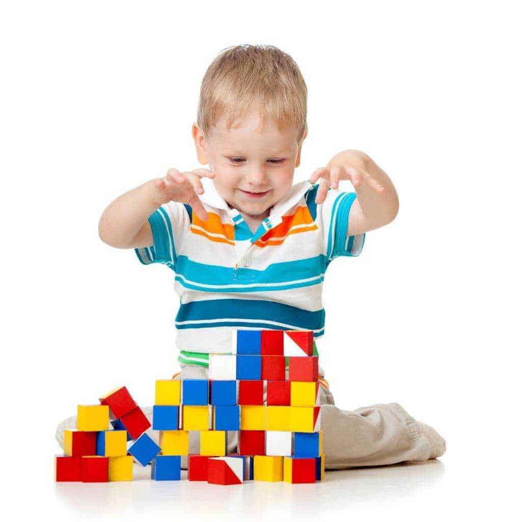 the benefits of hands on activities for kids!