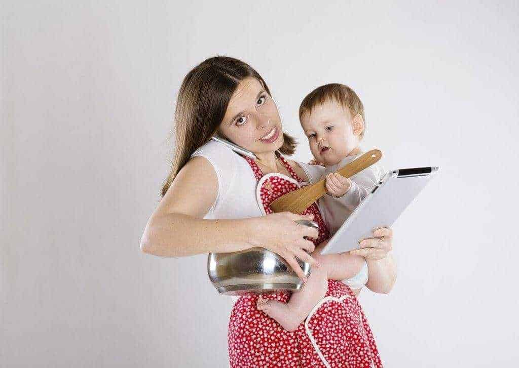 support for working moms!