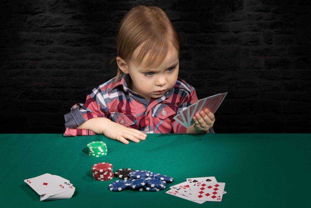 Why are card games good for kids?