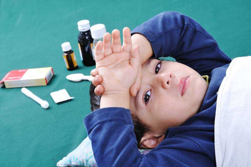 What do you do when your child refuses to take medicine?