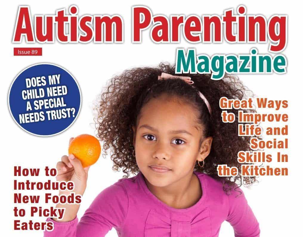 free autism parenting magazine