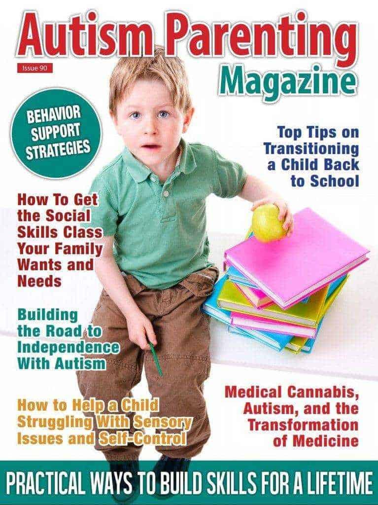 autism parenting magazine submissions