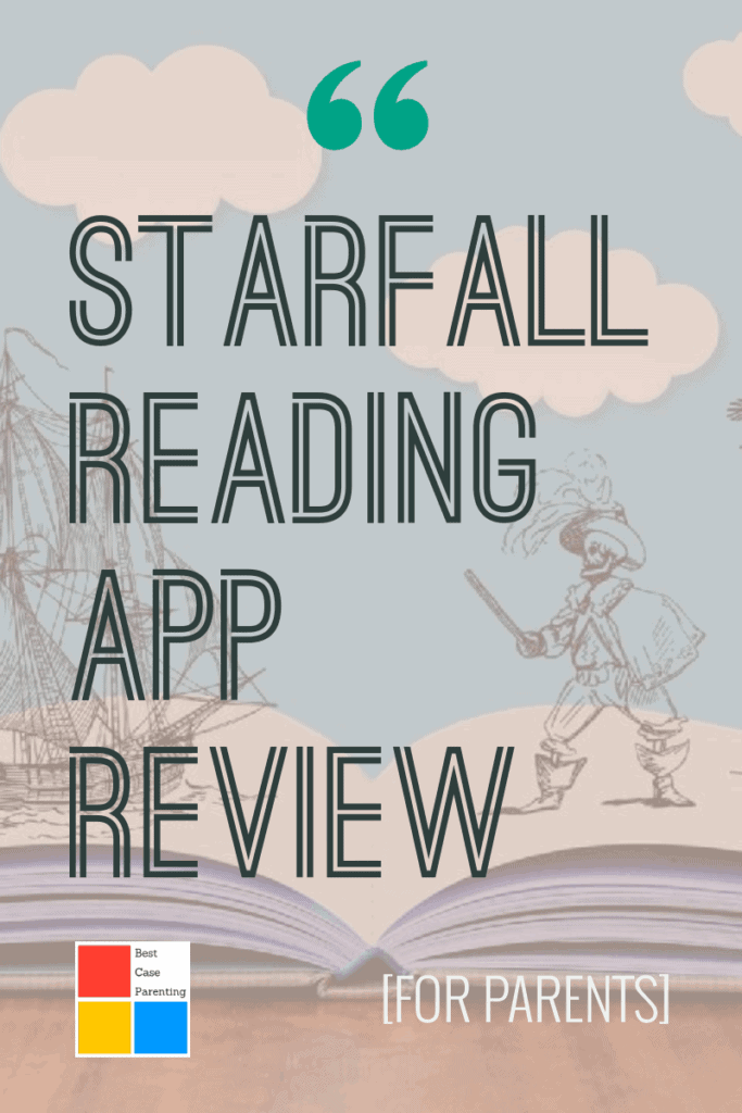 should parents use the starfall app?