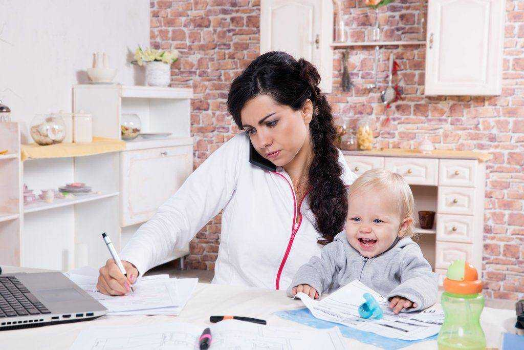 tips to help working moms!