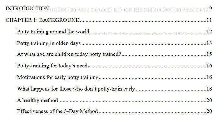 How do I potty train my toddler?
