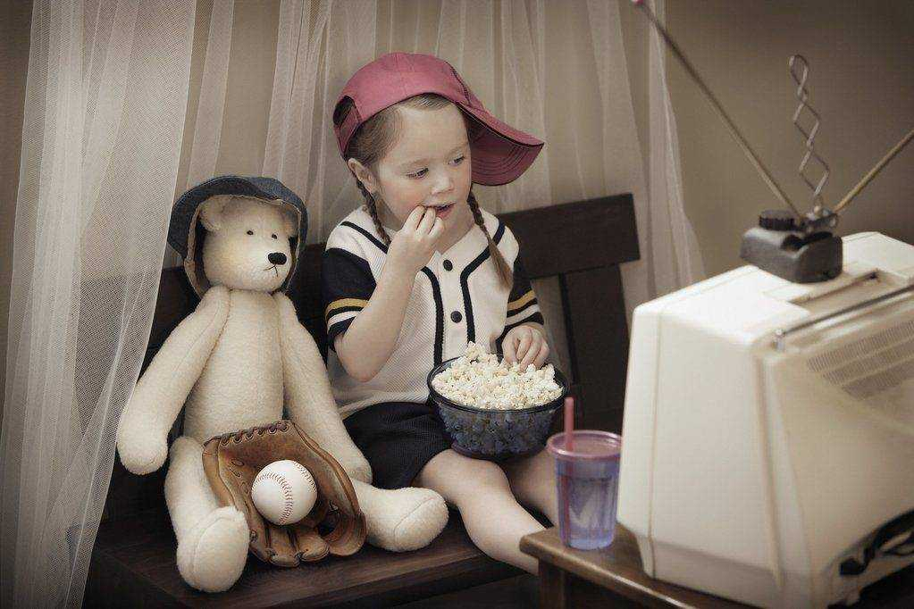 Is too much TV bad for toddlers?