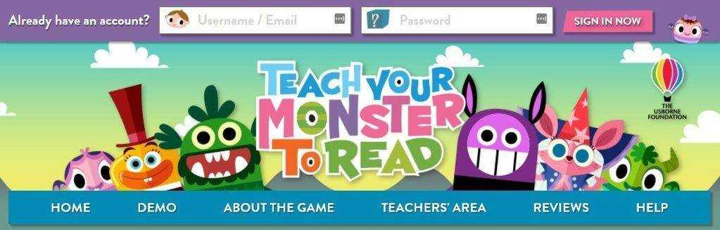 games to teach reading