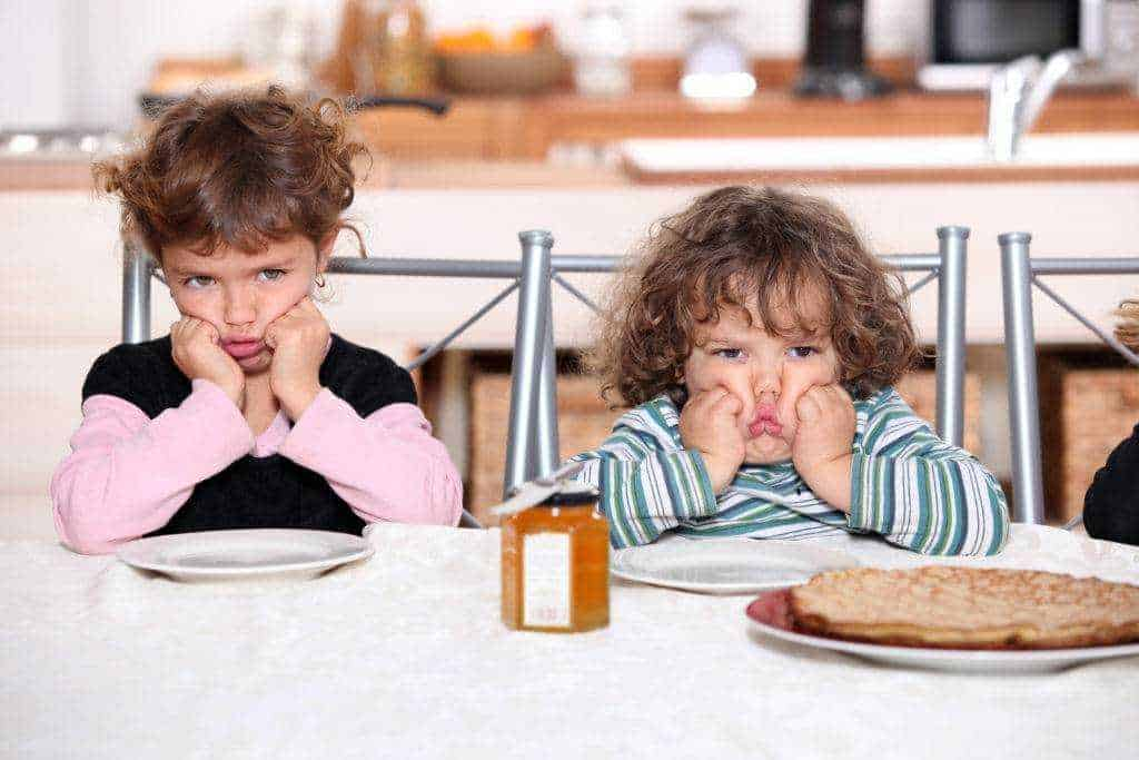 How do you handle temper tantrums?