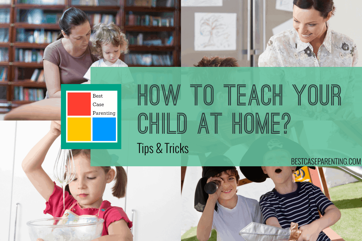 tips to help you teach your child at home