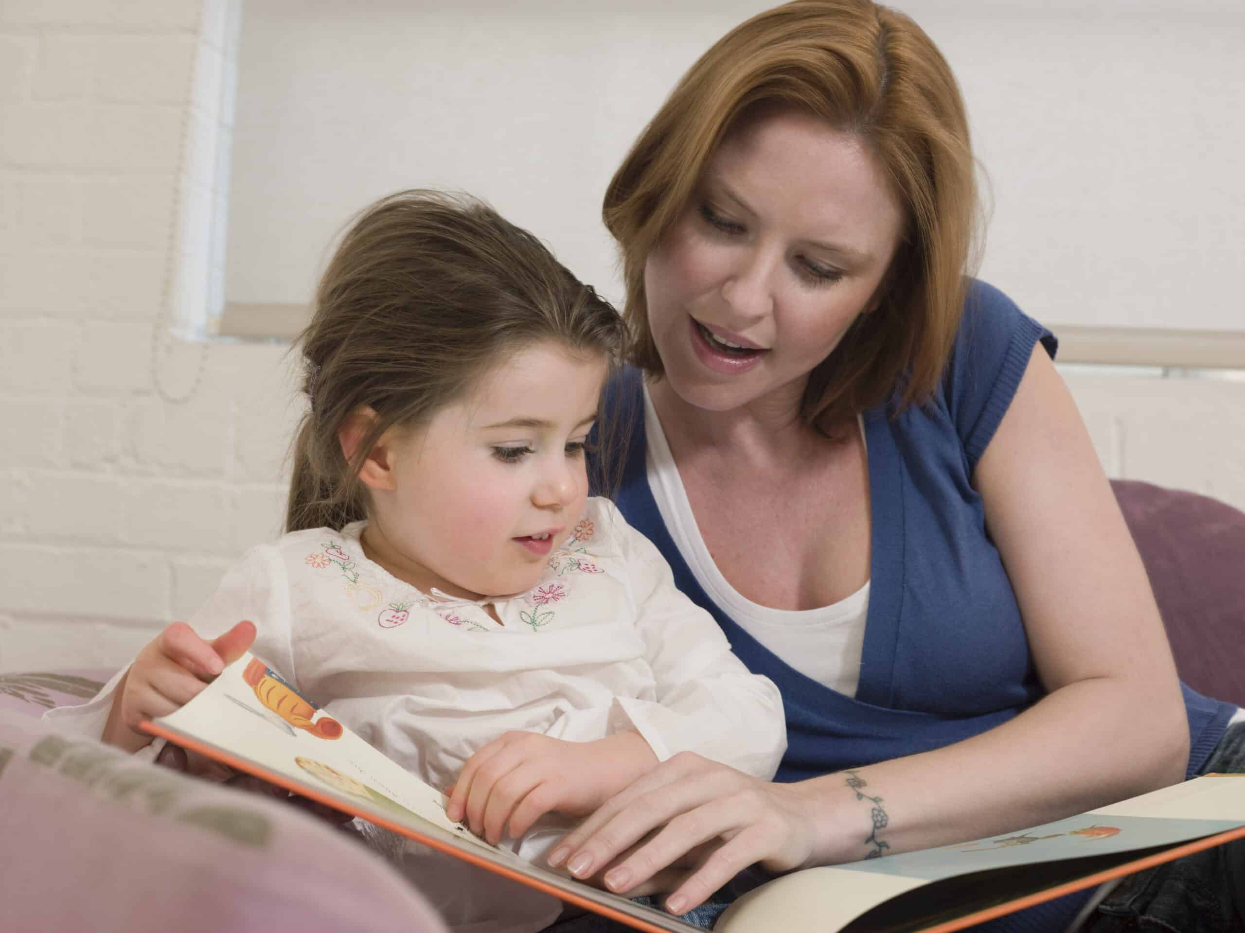 how to teach a 3 year old to read?