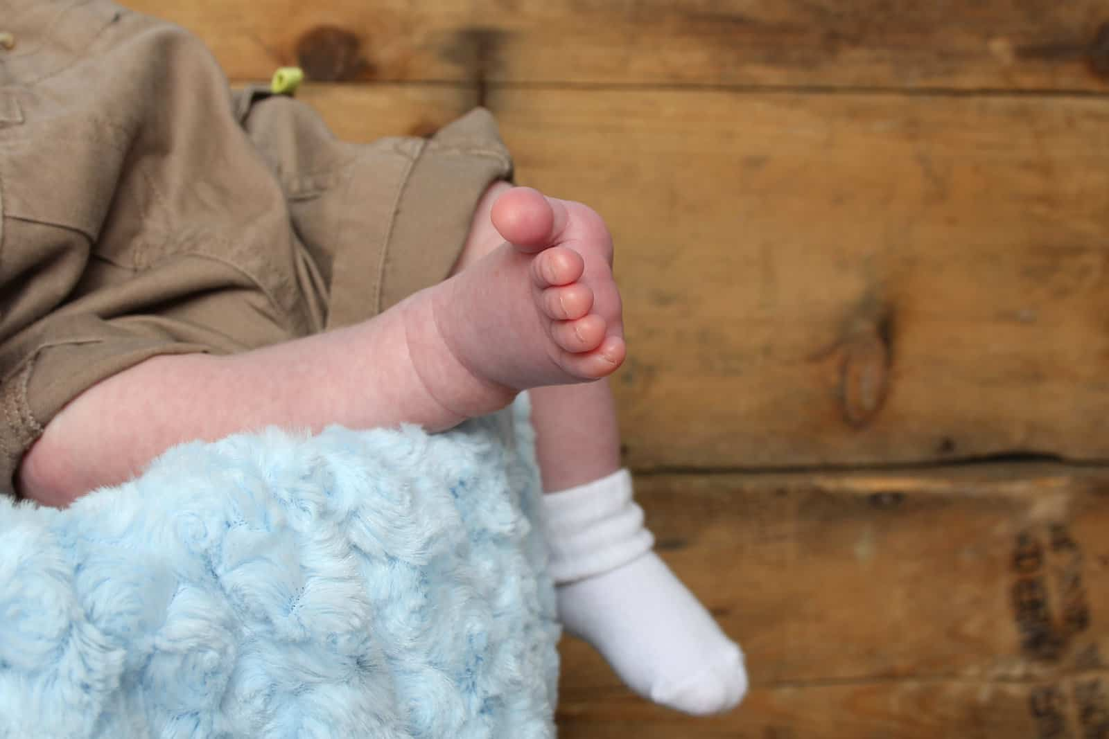 Why does my child only wear one sock?